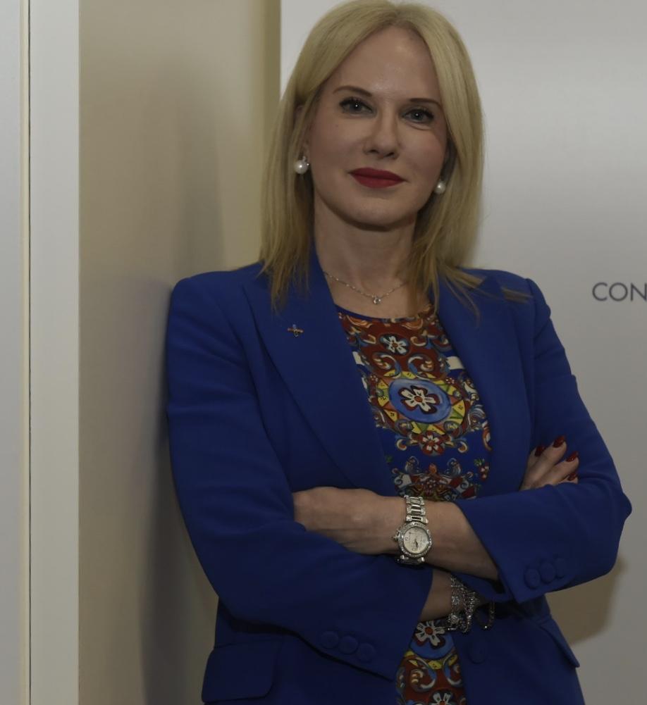 Sezione Est Europa: Maria Luisa Meroni, Presidente di Confindustria Bulgaria.