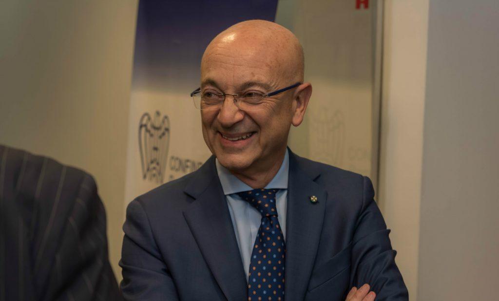 Sezione Est Europa: Giovanni Villabruna, Presidente Confindustria Romania.