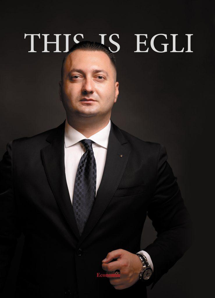 Egli Haxhiraj, l'avvocato dei vip.